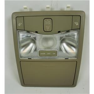 2005-2008 Toyota Avalon Overhead Console with Sunroof, Storage and Map Lights