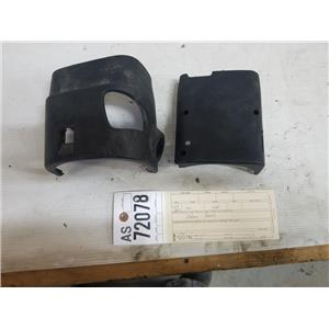 2005-2007 Ford F250/F350 Lariat steering column covers tag as72078