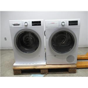 Bosch 500 Series Front Load 15 Progams Washer + Dryer WAT28401UC / WTG86401UC (4)