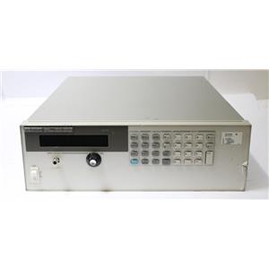 Agilent HP 6812A AC Power Source / Analyzer 300V 750VA For Parts