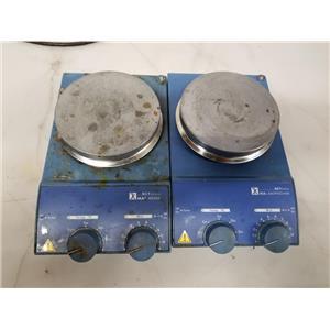 Ika Werke RCT Basic Hotplate Stirrers RCT B S1 - Lot of 2