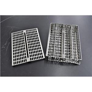 Stainless Steel Embedding Baskets w/Spiral Tissue Dividers for Leica or Sakura