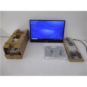 "Dell RHHGC OptiPlex 5260 AIO Core I5-8500 3GHZ 8GB 500GB 21.5"" TOUCH W10P -AS IS"