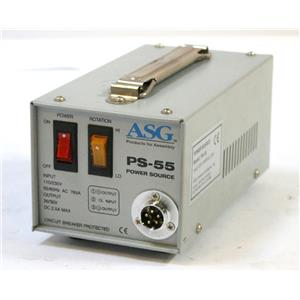 ASG PS-55 Tool Control Power Source 22V LO 30V HI For Electric Screw Driver QTY