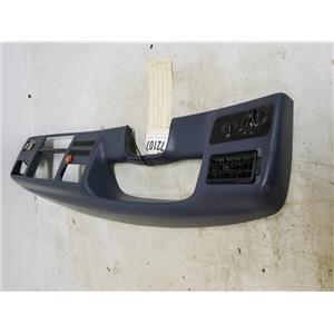 1999-2004 Ford F350/F250 Lariat XLT blue dash bezel tag as72107