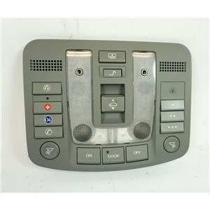 2005-2008 Acura RL Overhead Console OnStar Sunroof Switch MIC Homelink
