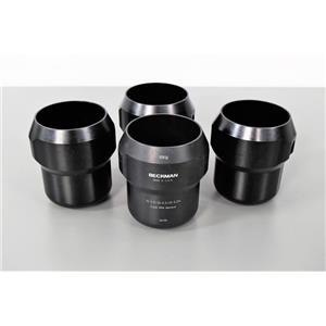 Beckman Coulter JS-3.0/JS-4.2/JS-4.2A Swing Buckets Lot of 4