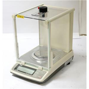 A&D HR-200 Weighing Laboratory Balance / Analytical Scale QTY AS-IS