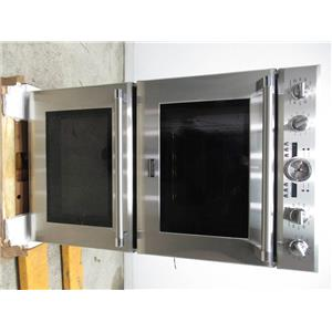 "Thermador Professional 30"" Double Electric Convection Wall Oven PODC302J (8)"
