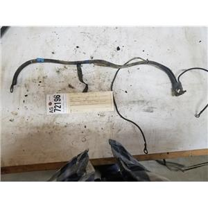 2003-2005 Dodge 2500,3500 Cummins 5.9L diesel battery cable as72196