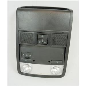 2009-2018 Volkswagen Jetta Overhead Console with Map Lights, Storage Mic Phone