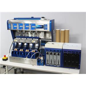 Argonaut Advantage Series 3400 Process Chemistry Workstation w/ Syringe Feeds