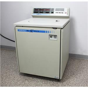 Sorvall Kendro RC-5C Plus 21k RPM Superspeed Refrigerated Floor Centrifuge