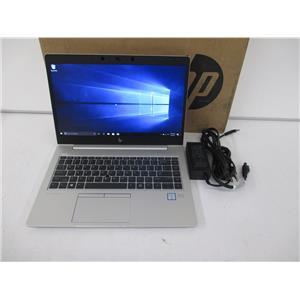 """HP 4LJ25UC#ABA EliteBook 840 G5 14"""" Core i7-8650U 1.9GHZ 16GB 256GB M.2 SSD W10P"""