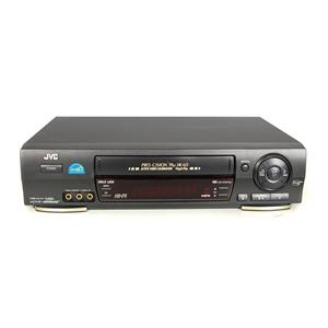 JVC HR-VP673U Pro-Cision 4-Head VHS VCR Player/Recorder