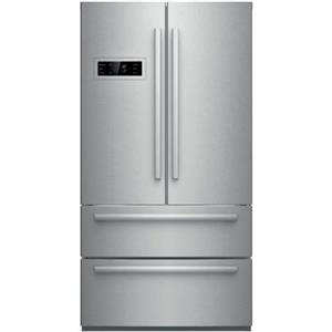 "Bosch 800 series 36"" 20.7 cu ft 4 Doors French Door Refrigerator B21CL80SNS S.S"