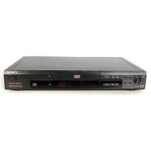 Sony DVP-S360 CD/DVD Player