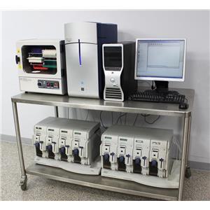 Affymetrix GeneChip 3000 7G Microarray Scanner Autoloader Oven 640 Fluidics 450