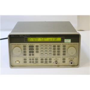 HP / Agilent 8648C Synthesized Signal Generator 9 kHz - 3200 MHz
