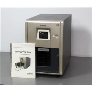 Used: Bioneer ExiPrep 16 Plus Automated Nucleic Acid Extraction DNA RNA Purification