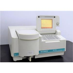 Beckman DU530 UV/VIS Spectrophotometer DNA RNA Protein Single Cell Module