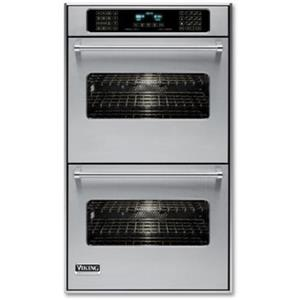 "Viking Professional Series UltraPremium VEDO530TSS 30"" Double Electric Wall Oven"