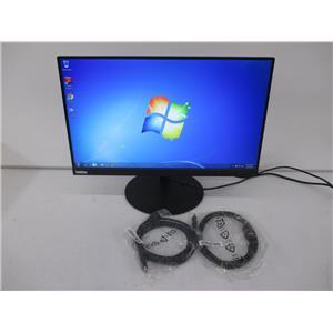"Lenovo 61A9MAR1US ThinkVision T22i-10 - LED monitor - Full HD (1080p) - 21.5"""