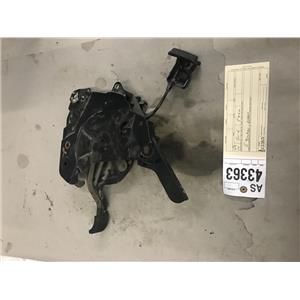 2008-2010 Ford F350 Powerstroke diesel emergency brake pedal as43363