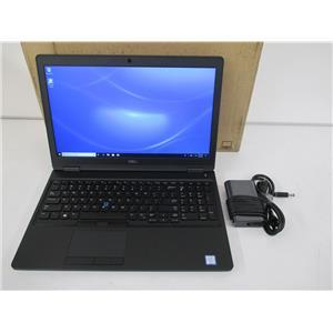 "Dell YWDG4 Latitude 5590 i5-7300U 2.6GHZ 8GB 256GB M.2 SSD 15.6"" W10P w/WARRANTY"