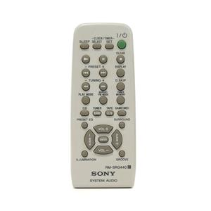 Sony RM-SRG440 System Audio Remote Control