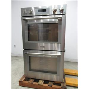 Thermador Professional Series 30 Inch SoftClose® Door Double Oven POD302W