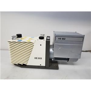 Agilent HS 602 Dual Stage Rotary Vane Vacuum Pump 749-9365R005
