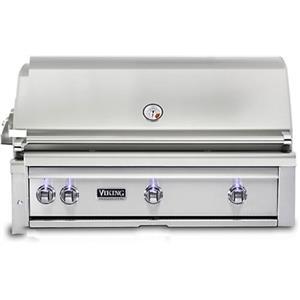 Viking Professional 5 Series VQGI5420LSS 42 Inch Built-In Grill