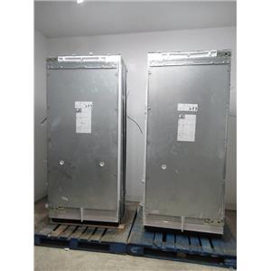"Thermador Freedom 72"" CP Refrigerator Freezer Columns T36IF900SP / T36IR900SP"