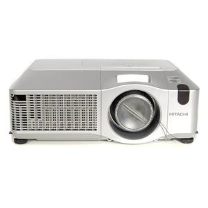 Hitachi CP-X505 Multimedia Projector LCD Projector TESTED