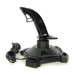 Logitech Attack-3 J-UJ18 USB Joystick Flight Simulator Game Controller