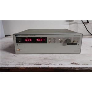 HEWLETT PACKARD 6034A SYSTEM POWER SUPPLY