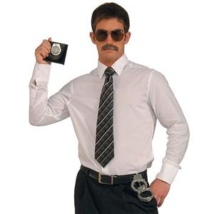 Instant Police Detective Costume Kit