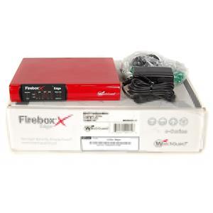 WatchGuard Firebox X55e Edge UTM Bundle Trade Up