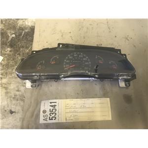 1999-2003 Ford E350 E450 7.3L guage cluster as53541