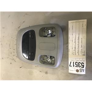 2003-2005 Dodge 2500,3500 5.9L cummins overhead console Tag As53517