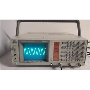PHILIPS PM 3365A 100MHZ OSCILLOSCOPE