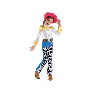 Disguise Toy Story Jessie Deluxe Toddler Costume, 3T-4T