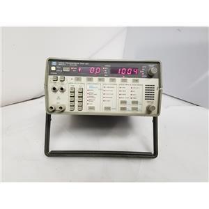 HP 4935A Option 3 Transmission Test Set