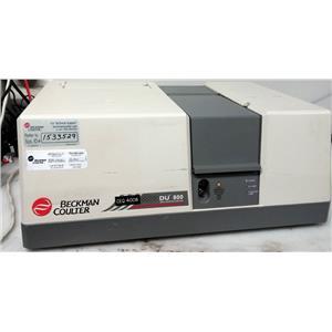 Beckman Coulter DU-800 SPECTROPHOTOMETER