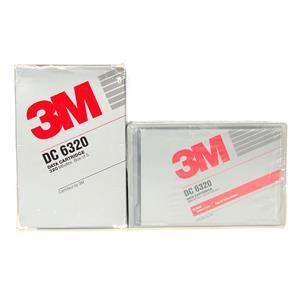 Lot of 12 New 3M DC 6320 320MB Data Tape Cartridges
