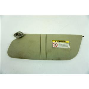 1999-2001 Ford F250 F350 Sun Visor Driver Side with Strap