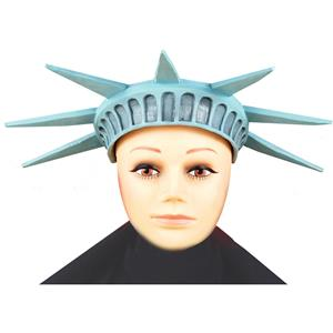 Statue of Liberty Latex Tiara Headpiece