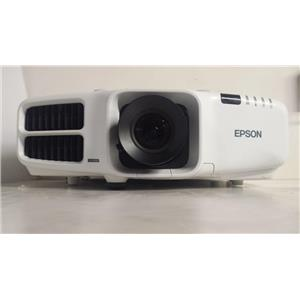 EPSON G6050W POWERLITE LCD PROJECTOR (LAMP HOURS USED ARE 0)