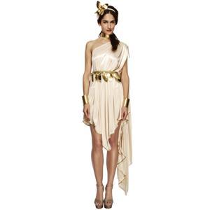 Smiffy's Fever Women's Goddess Sexy Adult Costume Size Medium 10-12